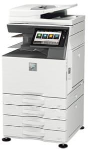 シャープSHARPコピー機・複合機MX-2650FNの格安リースセット販売・独立起業・応援パックの格安リースセット販売・独立起業・応援パック