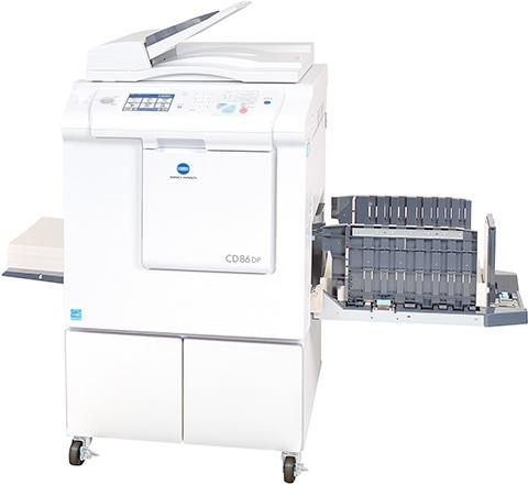 Konica Minolta(コニカミノルタ)CD53DPprinter