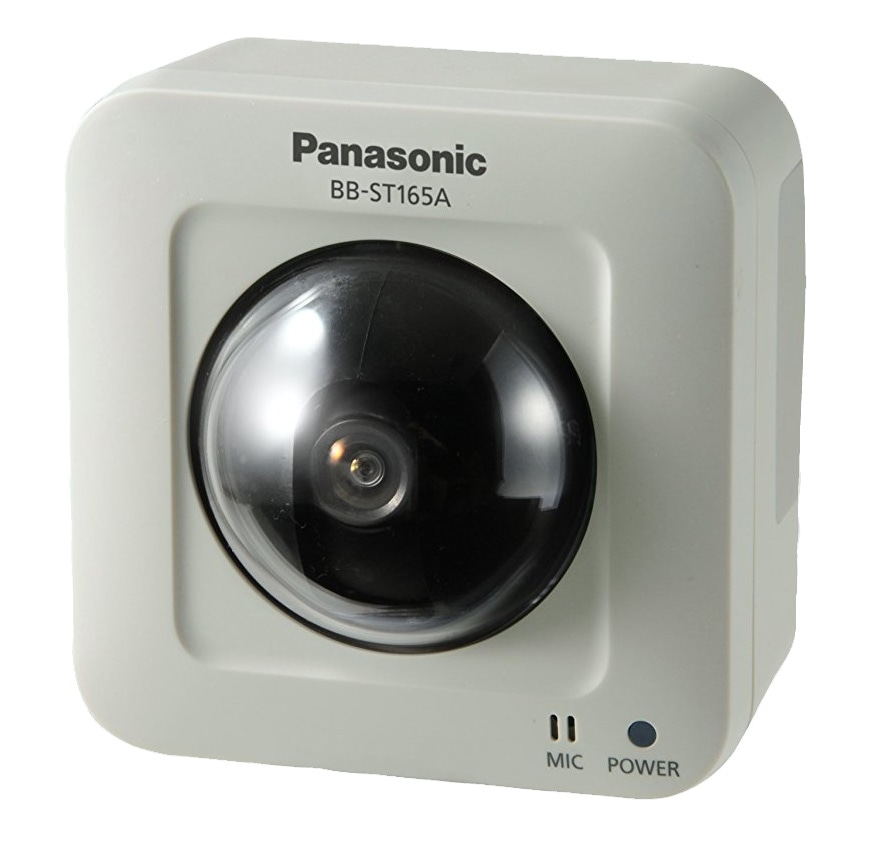 Panasonic(パナソニック)BB-ST165Anetwork-camera