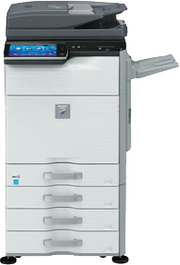 SHARP(シャープ)MX-M465FNcopy-machine