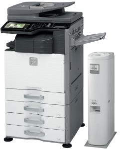 SHARP(シャープ)MX-2517FN (コインベンダー)copy-machine