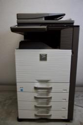 中古SHARP(シャープ)MX-4140FNcopy-machine