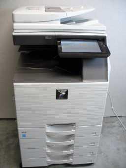 中古SHARP(シャープ)MX-2650FNcopy-machine