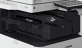 iR-ADV C5500新コンパクトフィニッシャー